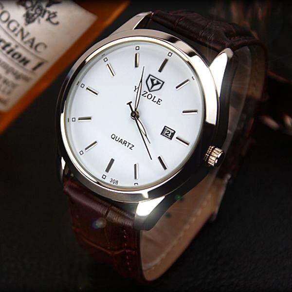 [CNY Flash Sale]YAZOLE 308 Top Luxury Brand Watch For Man Fashion Sports Men Quartz Watches Trend Wristwatch Gift For Male jam tangan lelaki Malaysia