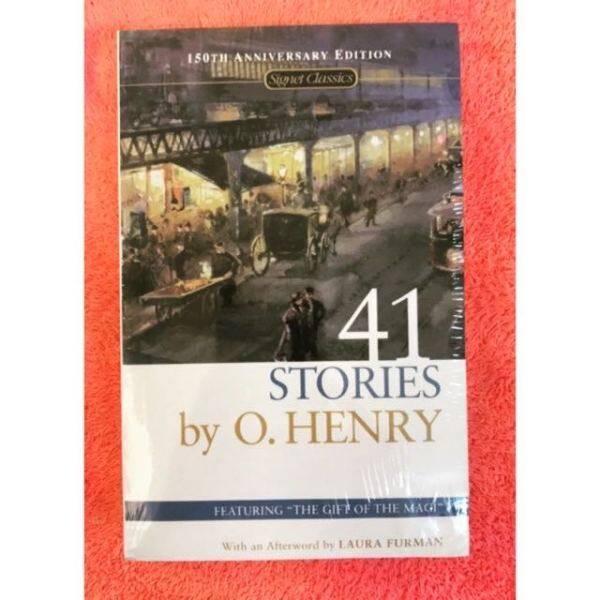 【Ready Stock】41 Stories Malaysia