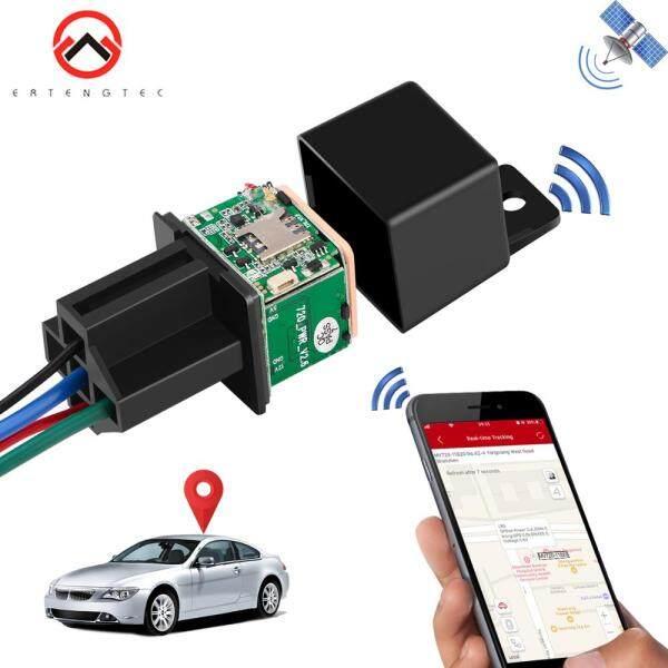 Thiết Bị Theo Dõi GPS Rơ Le MV720 Mới Nhất, Thiết Bị Định Vị GPS GSM Cho Xe Hơi Thiết Bị Theo Dõi Giám Sát Chống Trộm Điều Khiển Từ Xa Thiết Bị Theo Dõi Xe Hơi Mini Chạy Điện Dầu Cắt