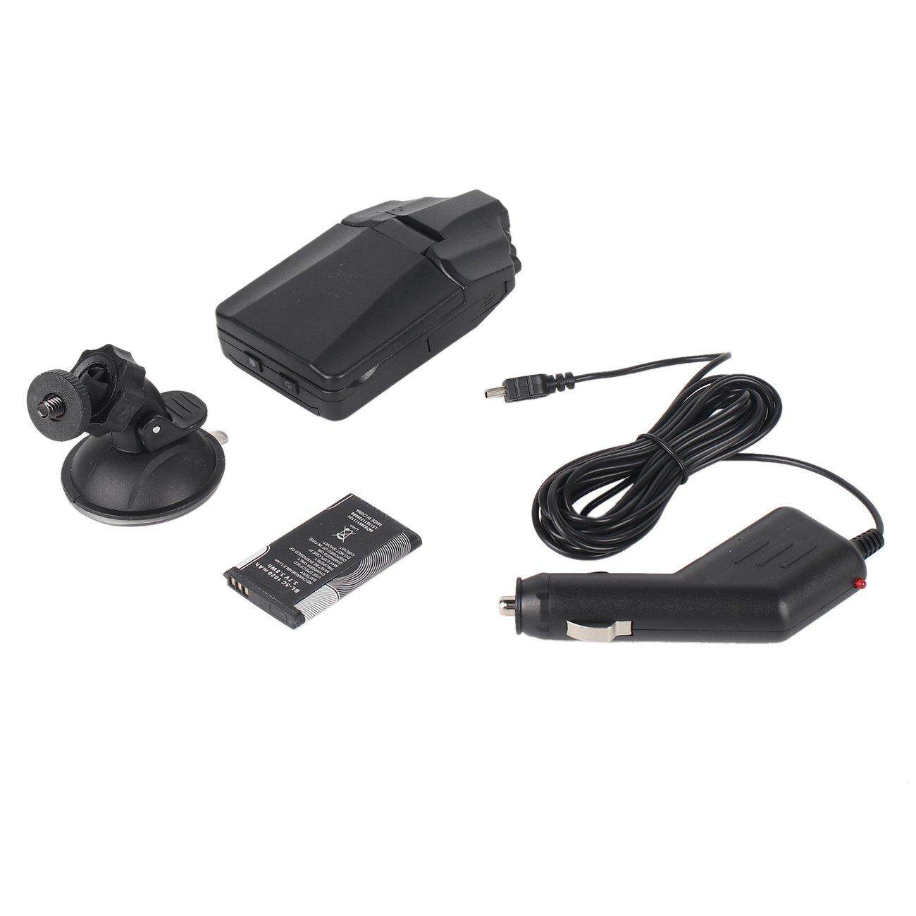 UINN Aircraft Head Hd Driving Recorder 1080p Infrared Night Vision Wide Angle
