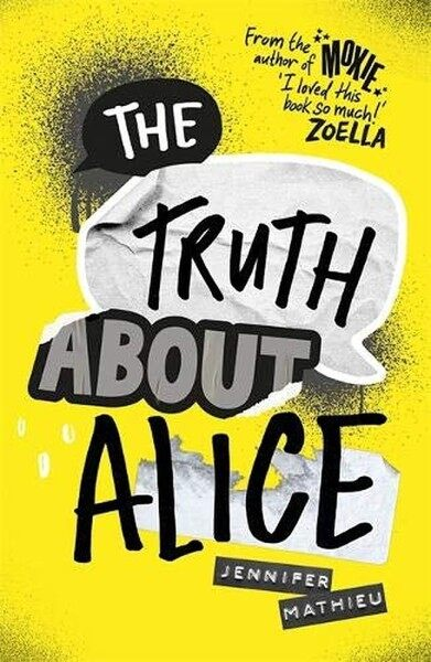 BORDERS The Truth About Alice : From the author of Moxie by Jennifer Mathieu Malaysia