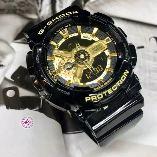 SPECIAL PROMOTION G STYLE GA110 DUAL TIME RUBBER STRAP WATCH FOR MEN. Malaysia