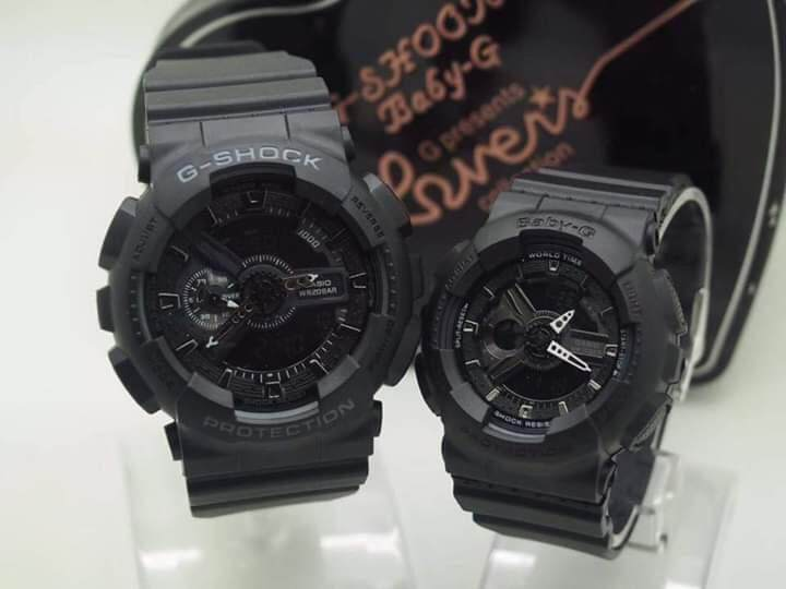 [ADVANE GUALITY]CASIO Couple Watches Sport With Box Malaysia