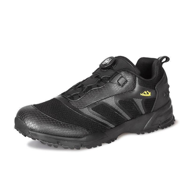 กลางแจ้งรองเท้าบูททหารชาย Forces รองเท้าคอมแบตน้ำหนักเบาเป็นพิเศษ Non - Slip สวมใส่การดูดซับแรงกระแทก Fast รองเท้าบูตลุยป่าต่ำเพื่อช่วยรองเท้า By Waterlily.