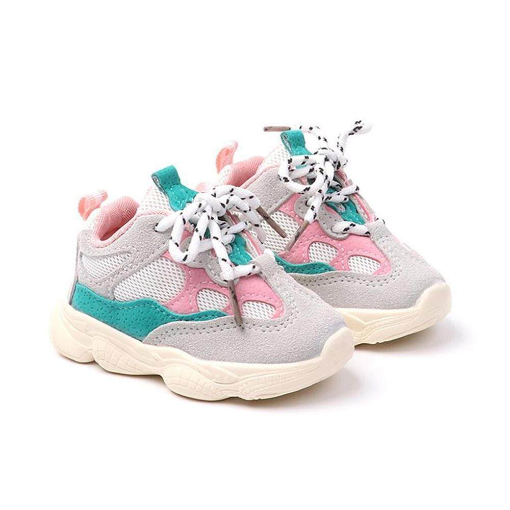 7af99b8404bd75 Easy Fun Children s Straps Toddler Shoes Sports Shoes Kids Casual Shoes