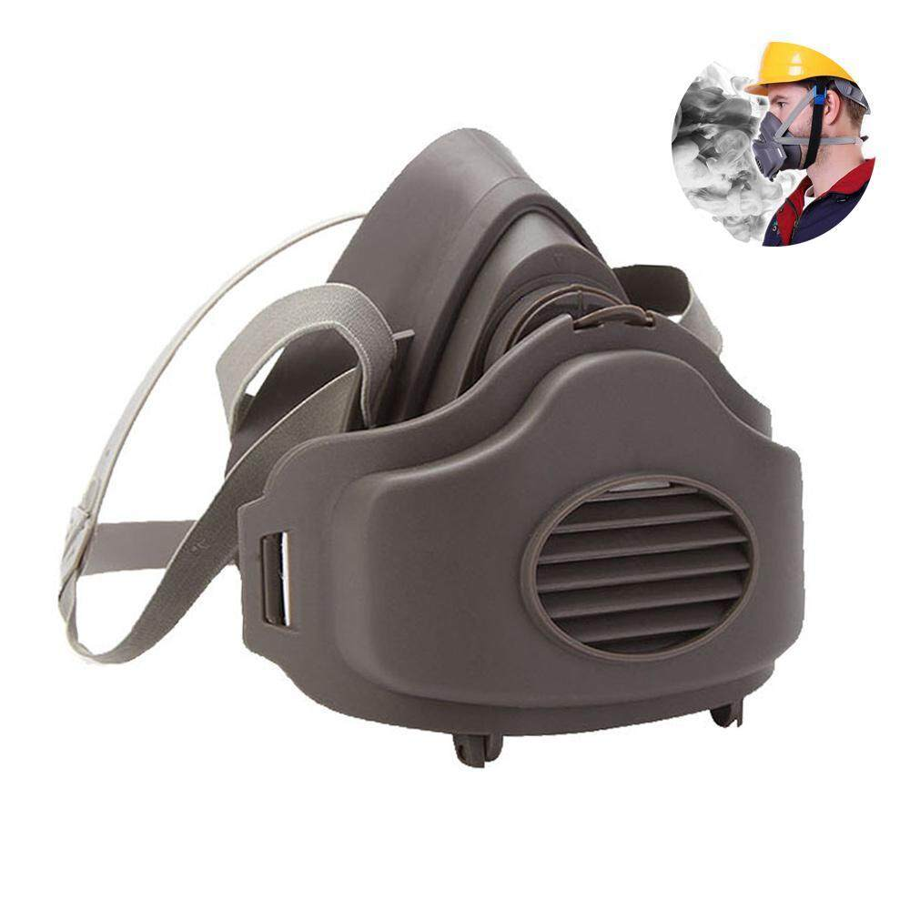 OutFlety Professional Dust Respirator Mask Half Face With Adjustable Strap,Cool Flow Valve