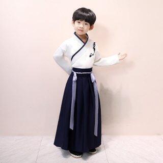 Cậu Bé Hanfu Trang Phục Sân Khấu, Váy Trung Quốc Bộ Đồ Nhà Đường Năm Mới Cho Bé Trai Dành Cho Trẻ Em, Trang Phục Truyền Thống Trung Quốc Cho Trẻ Em thumbnail