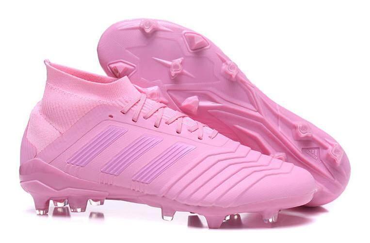 Adidas Resmi Pria Sepatu Sepak Bola Kualitas Tinggi Predator 18 (Ukuran   40-45 6671323ad8