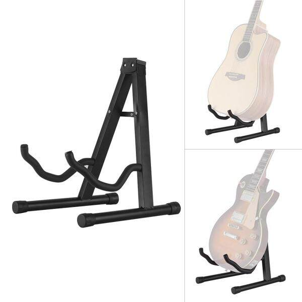 Universal A-Frame Guitar Stand Foldable String Instrument Bracket Malaysia