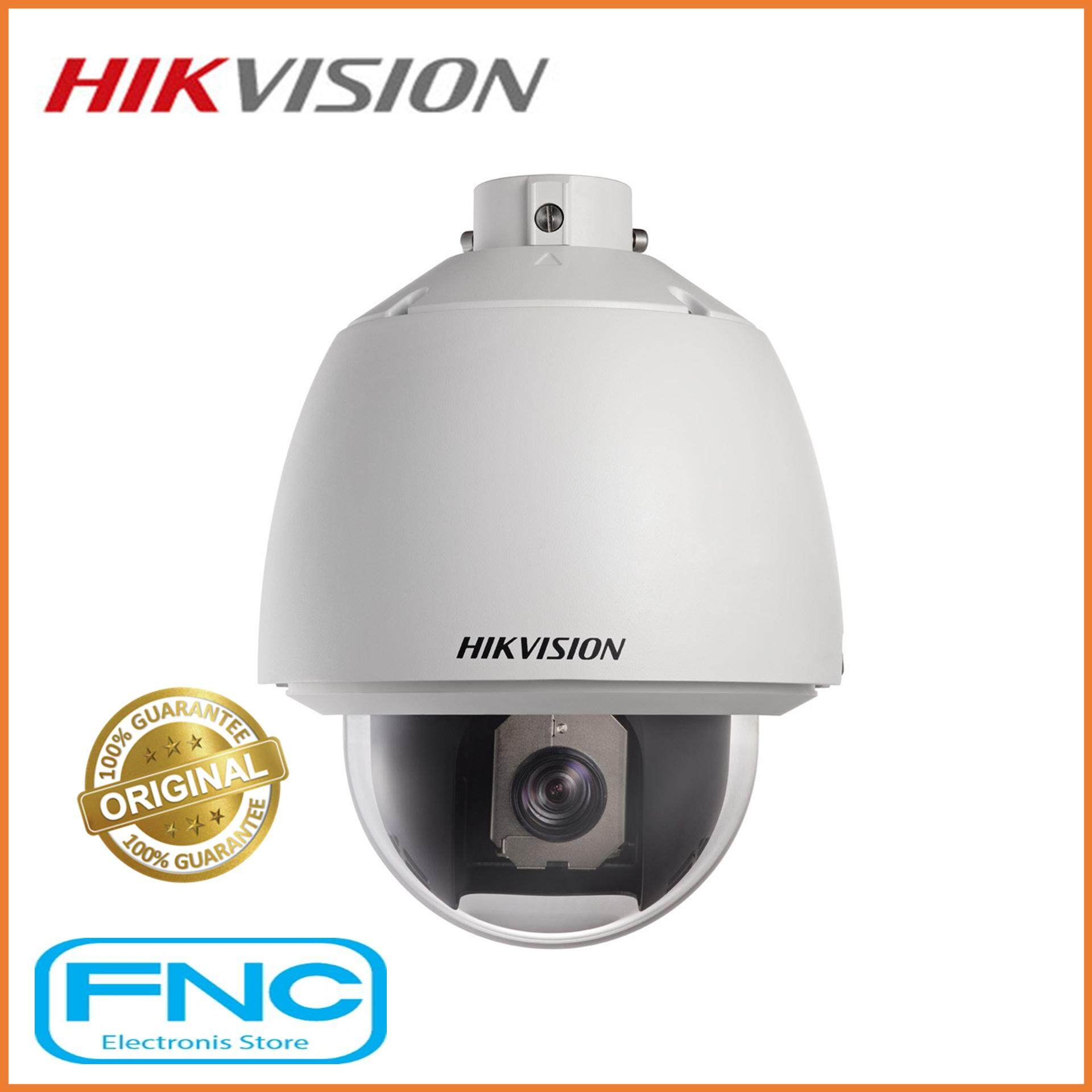 Hikvision Ds-2ae5037-A Analog 700tvl 37x Zoom Ptz Dome Camera By Fnc Electronics Store.