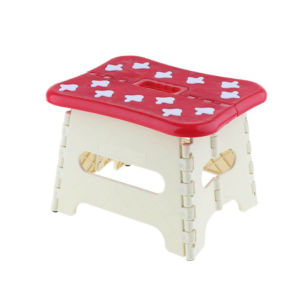 Fityle Works Great Foldable Stools for Kids, Toddlers and Adults,Folding Step Stool
