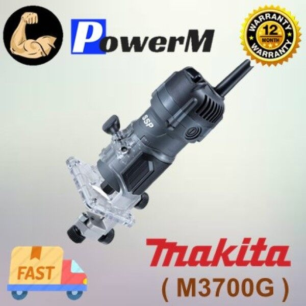 MAKITA Wood Trimmer Router ( M3700G )