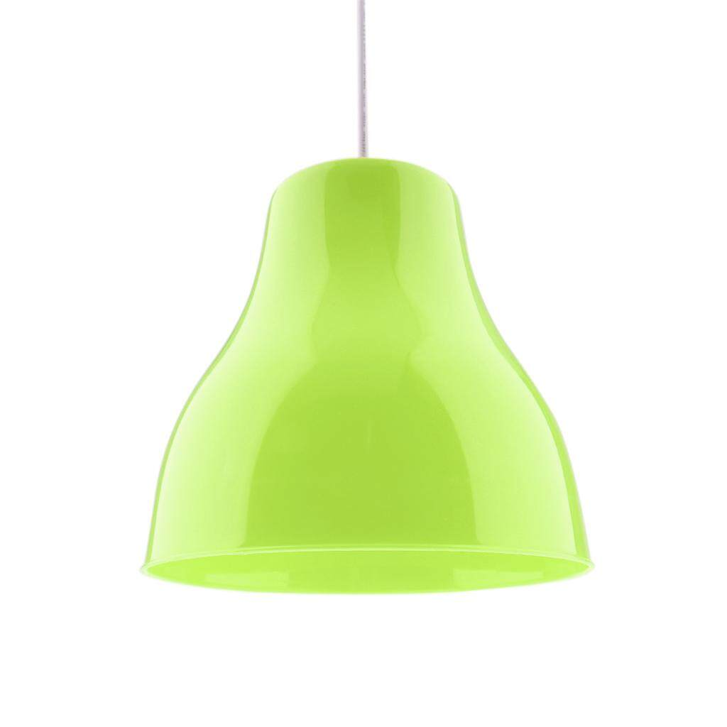 Perfk Colorful Hanging Light Ceiling Pendant Lampshade Cover Chandelier Shade