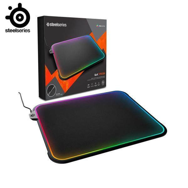 SteelSeries QcK Prism RGB Dual Surface Gaming Mouse Pad (63391) Malaysia