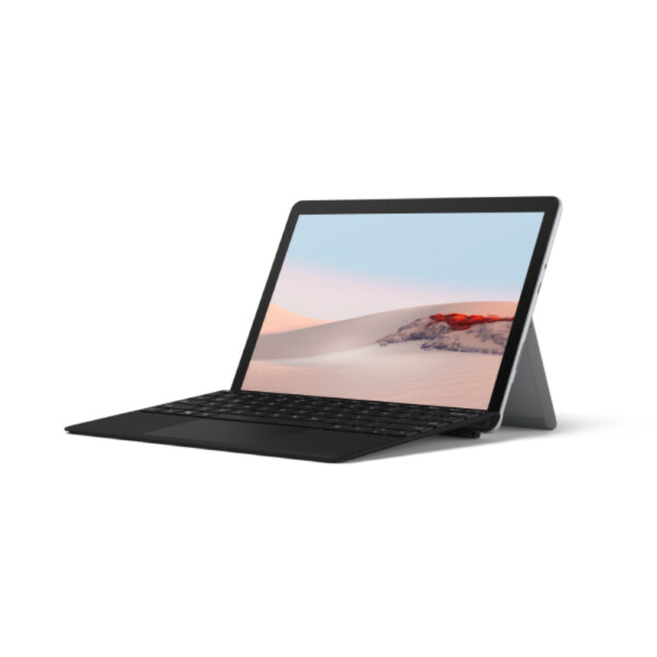 [Bundle] Microsoft Surface Go 2 (Intel 4425Y/8GB/128GB) - Platinum + Type Cover + Mobile Mouse Malaysia