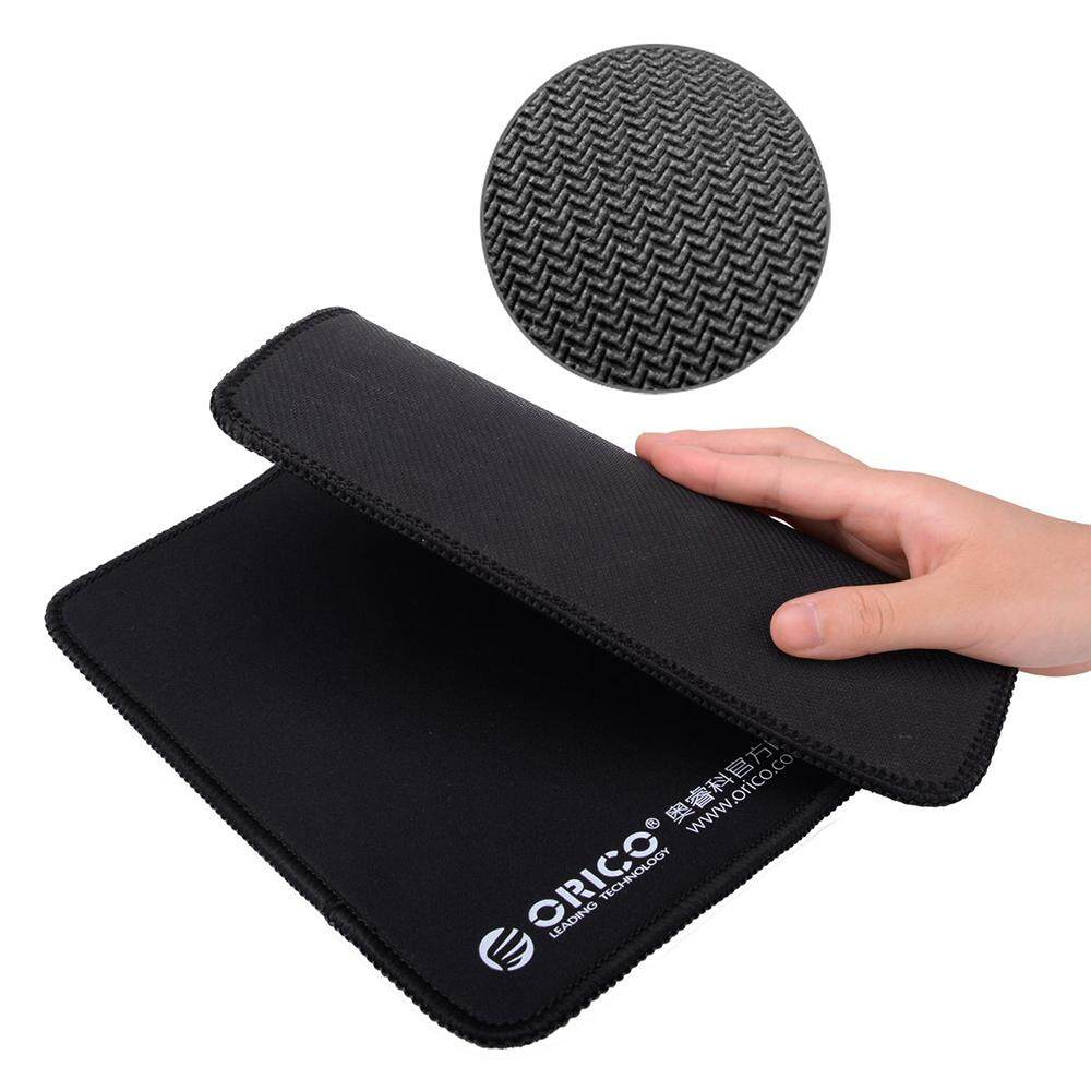 ORICO MPS3025 Natural Rubber Cloth Game Mouse Pad Thick Anti-Slip Mouse Mat Pad for Laptop PC Malaysia