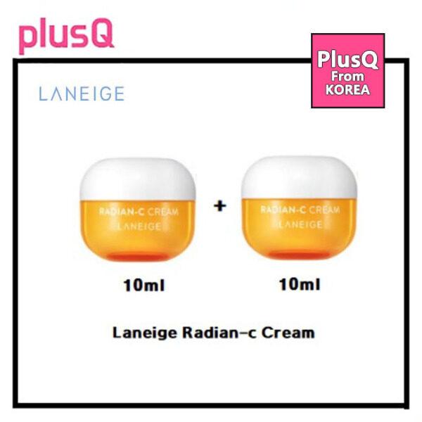 Buy [Laneige] Radian C Cream 10ml*2ea (20ml) / From Korea / plusQ Q002 Singapore