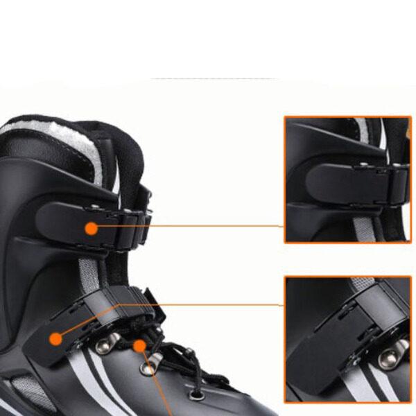 Giá bán Moon STARer Dây Đeo Giày Trượt Patin Một Hàng Thay Thế Với Đai Ốc Vít Kẹp
