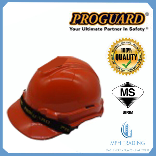 Proguard High Quality  Full Safety Helmet Red Orange Blue Yellow Green White Grey Purple Brown