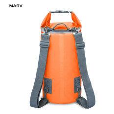 Ba Lô Chống Thấm Nước Nhẹ Nhỏ Gọn Cho Chèo Thuyền Kayak Chèo Thuyền Xách Cắm Trại Nổi Đi Bè Câu Cá