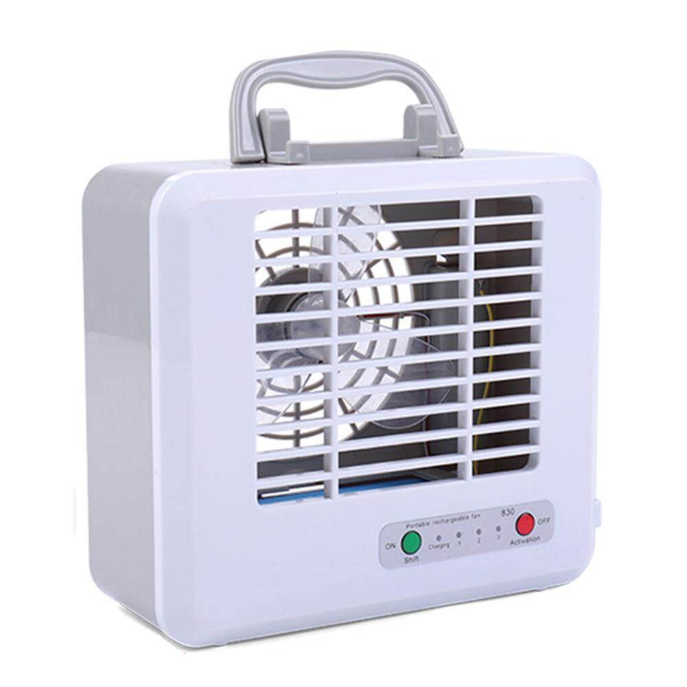 Portable Air Conditioning Mini USB Refrigeration Home Cooling Silent Office Desktop Adjustable Desk Fan