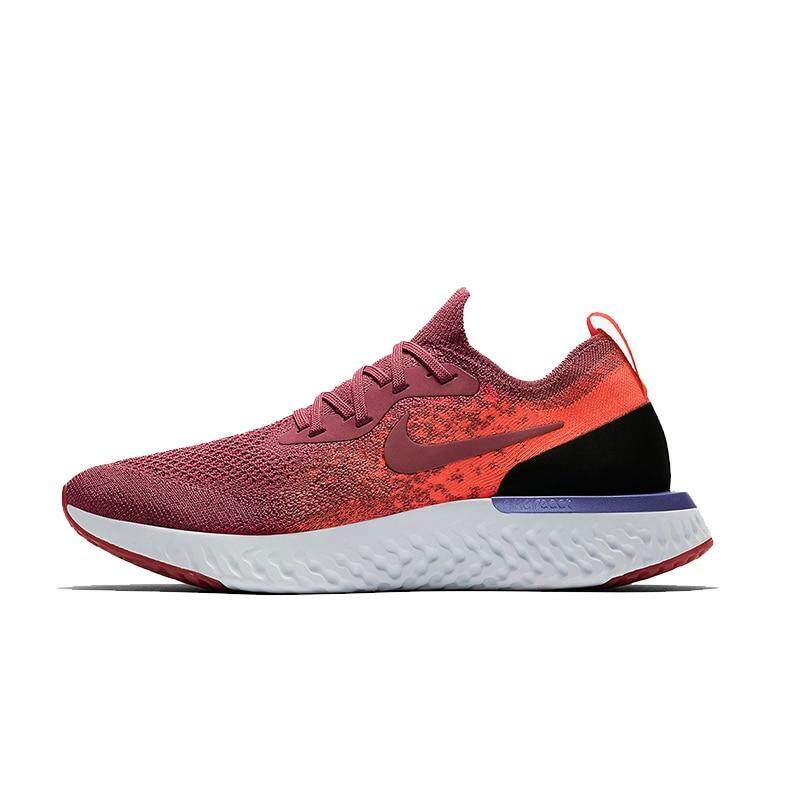 info for aa10d 7928f Nike EPIC REACT FLYKNIT Womens Running Shoes Mesh Breathable Stability  Support Sports Sneakers For Women Shoes