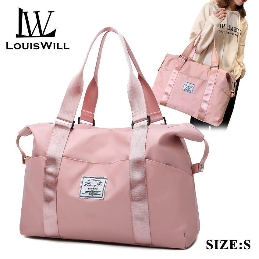 9bf4e52046 LouisWill Waterproof Travel Bag Women Weekender Bags Oxford Cloth Luggage  Handbag Shoulder Bag Duffle Luggage Travel Storage Bag for Business Trip,  ...