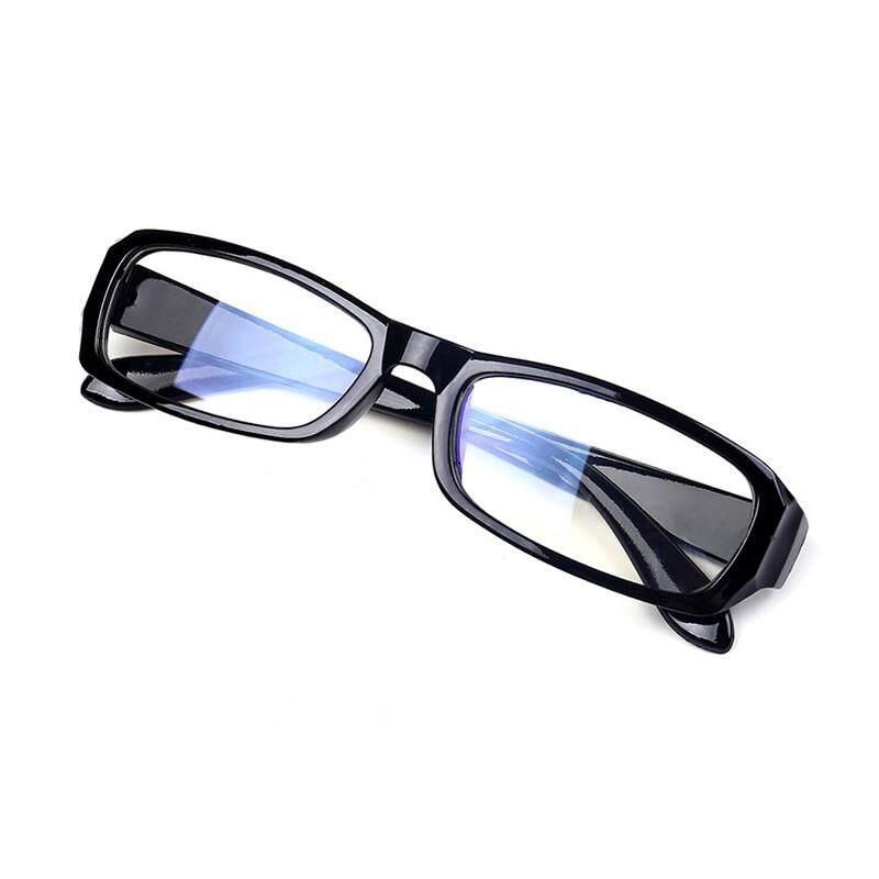 [Buy 1 Get 1 Glasses Bag] Anti-Blue Radiation Computer Glasses No Degree Men And Women Anti-Fatigue Eye Protection Flat Glasses