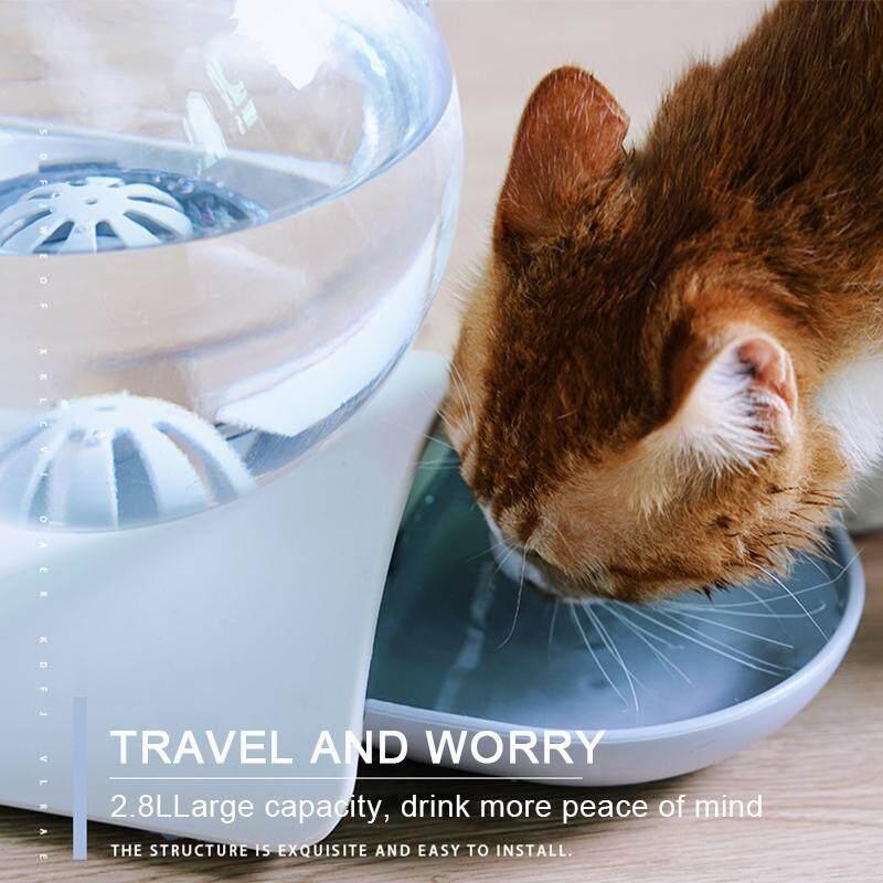 Chó Dụng Cụ Cho Uống Nước PET Đài Phun Nước Uống Tự Động Mèo Cho Ăn Uống Nước Bát Uống Nước Cung Cấp Chó Uống Đài Phun Nước
