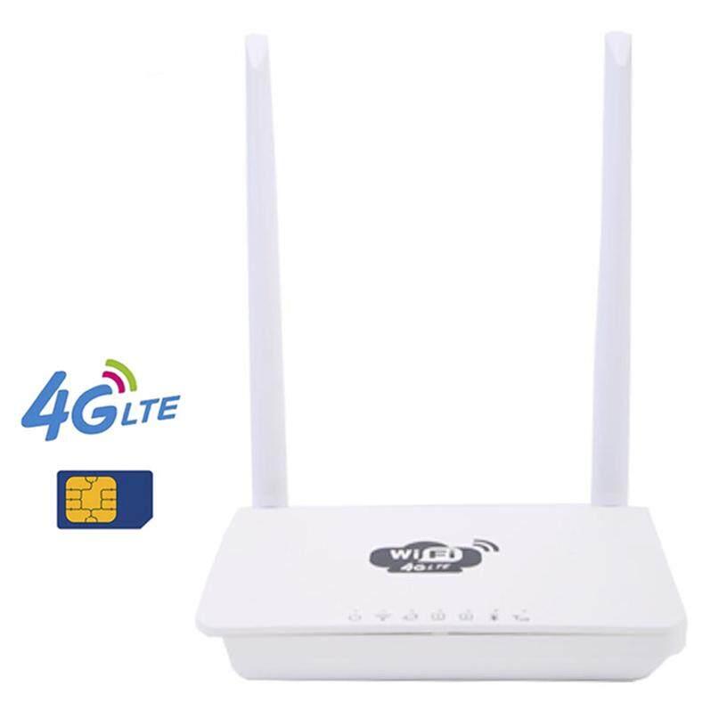 Cisco Nirkabel 4G Router Wifi Portabel Gateway FDD LTE WCDMA GSM Global  Membuka Antena Luar SIM Slot Kartu WAN/LAN Port