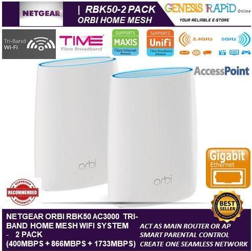 Netgear Wireless Routers for the Best Prices in Malaysia