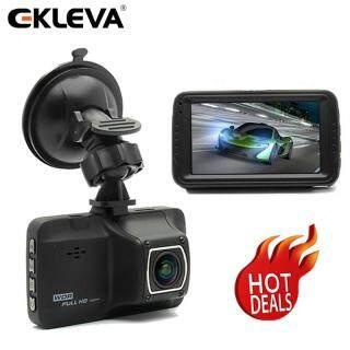 Camera Hành Trình Ekleva Camera Ô Tô 3.0 Inch 1080P Máy Ảnh Hành Trình FHD Máy Ghi Hình Góc Rộng 170 WDR Tích Hợp Cảm Biến Ghi Lặp Lại Giám Sát Đỗ Xe Với Nhìn Trong Đêm thumbnail