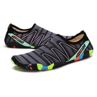 Giày Lưới Đi Bộ Đường Dài Cho Nam, Giày Cao Su Chống Mòn, Giày Thể Thao Đi Bộ Đường Dài Nhanh Khô Thoáng Khí Mềm Tốt Grip thumbnail