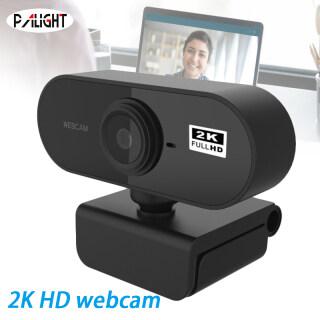 PAlight Webcam 2K Có Micro AF USB Kẹp Camera Máy Tính Để Bàn Cho Các Cuộc Họp Trò Chơi Hội Nghị Truyền Hình Cuộc Gọi thumbnail