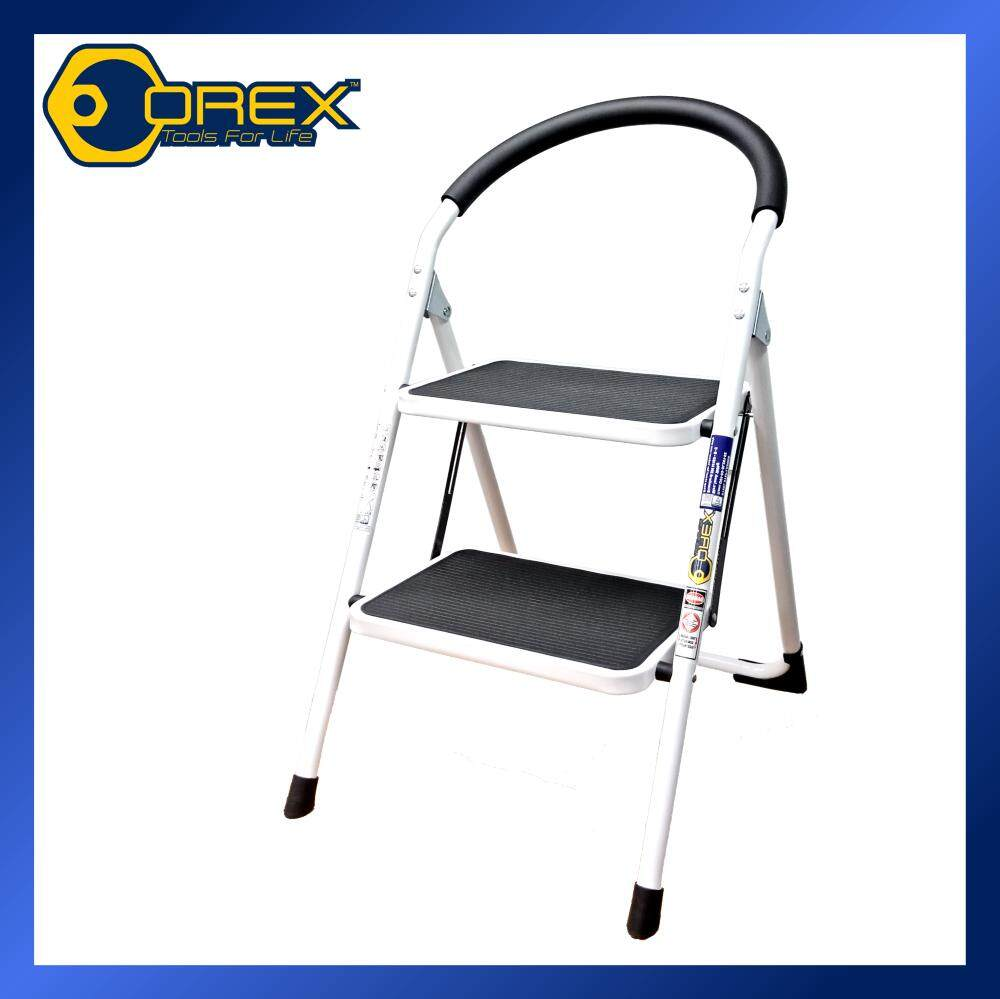 OREX 2 STEP STEEL LADDER