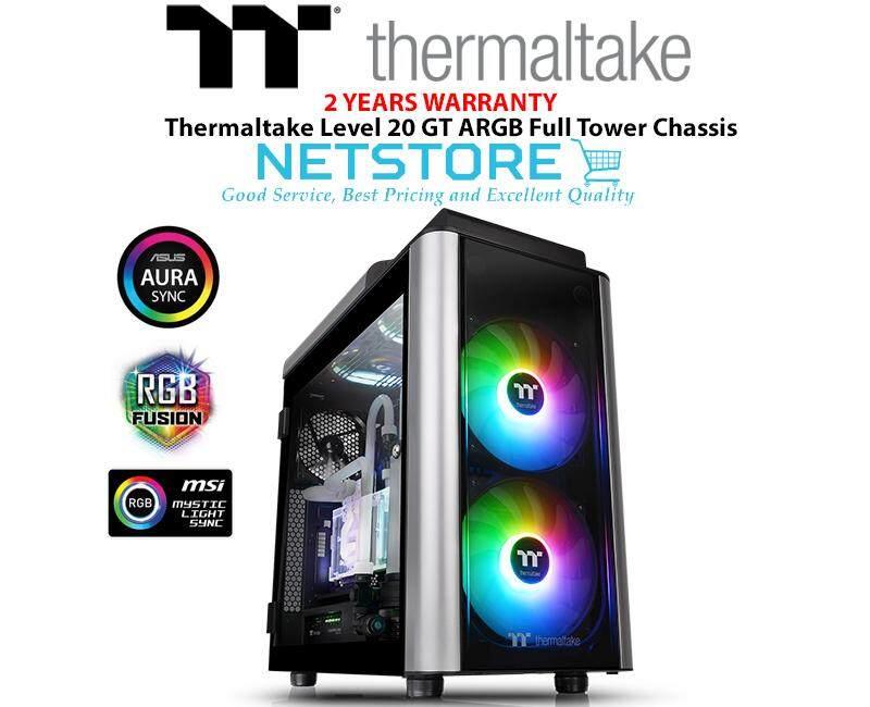 Thermaltake Level 20 MT ARGB ATX   CA-1M7-00M1WN-00   ARTIDEA Malaysia