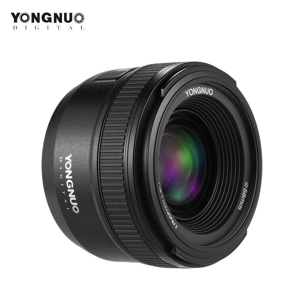 YongNuo YN35mm F2N F2.0 Wide-Angle AF/MF Tetap Lensa Fokus F Mount untuk Nikon D7200 D7100 D7000 D5300 d5100 D3300 D3200 D3100 D800 D600 D300S D300 D90 D5500 D3400 D500 Kamera Dslr 35 Mm