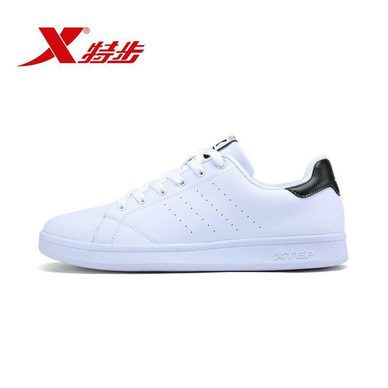 4bbe3aeba84 983219319266 Xtep couple shoes men s shoes casual shoes 2018 autumn sports  shoes skateboard shoes men and