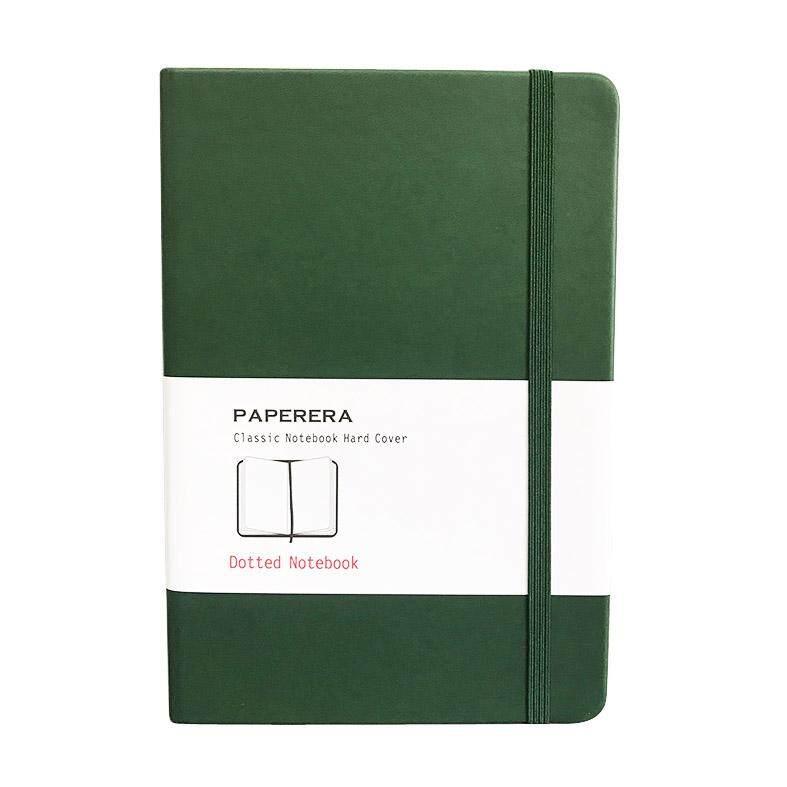 Mua Chấm A5 Bìa Cứng Notebook Bao Lưới Dot Thun Chấm Bi Bujo Tạp Chí