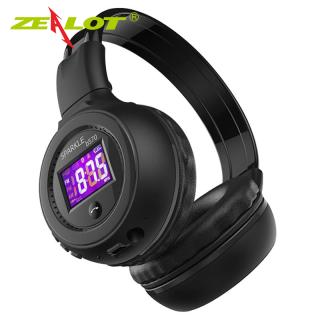 Tai Nghe Không Dây Zealot B570, Hỗ Trợ Tai Nghe Thẻ TF, Bluetooth 5.0, Màn Hình LCD, Âm Thanh Nổi, Không Dây thumbnail