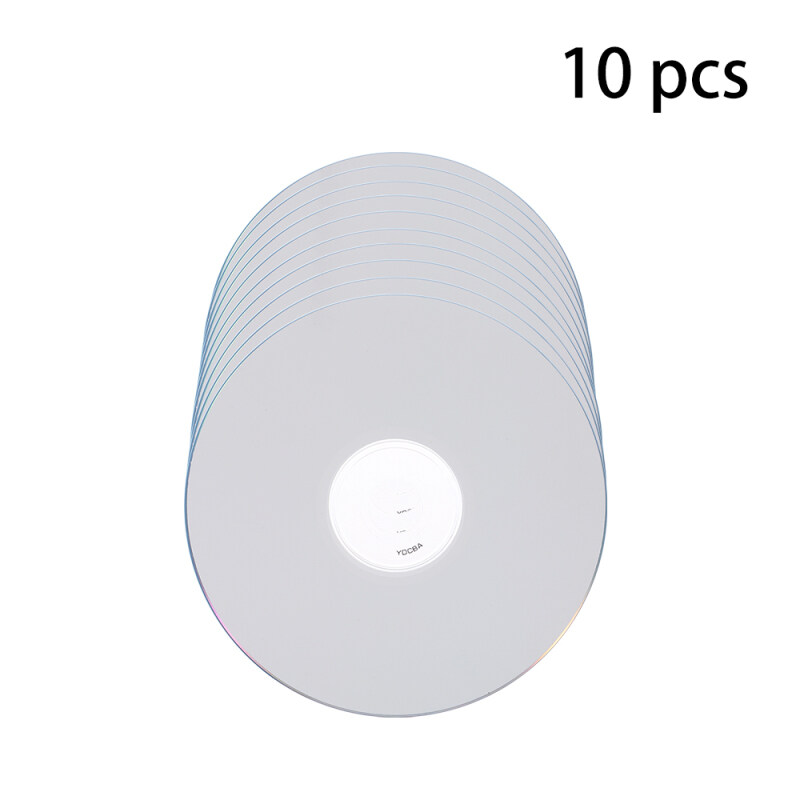 10PCS DVD-R 4.7G Blank Disc Music Video DVD Disk 16X For Data & Video