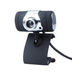Ajazz | Webcam USB 2.0 50.0M HD Máy Ảnh Web Cam Với Micro, MIC Dành Cho Máy Tính PC Laptop Màu Đen