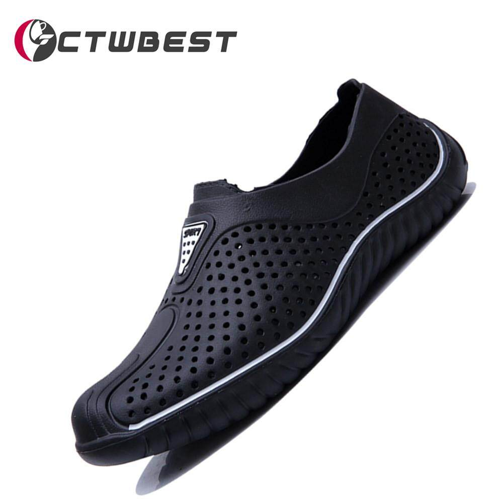 8fdc82214982 CTWBEST Men Water Shoes Aqua Shoes Outdoor Beach Shoes Quick-drying Wading  Shoes Sport Water