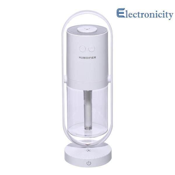 200ml Humidifier LED Light Ultrasonic Mist Maker 360 Angle Aroma Diffuser Singapore