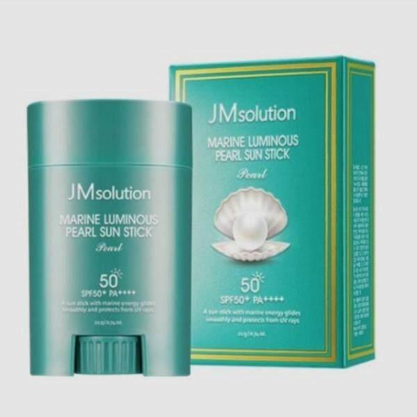 Buy JM solution Marine Luminous Pearl Sun Stick SPF50+PA++++ 21g Singapore