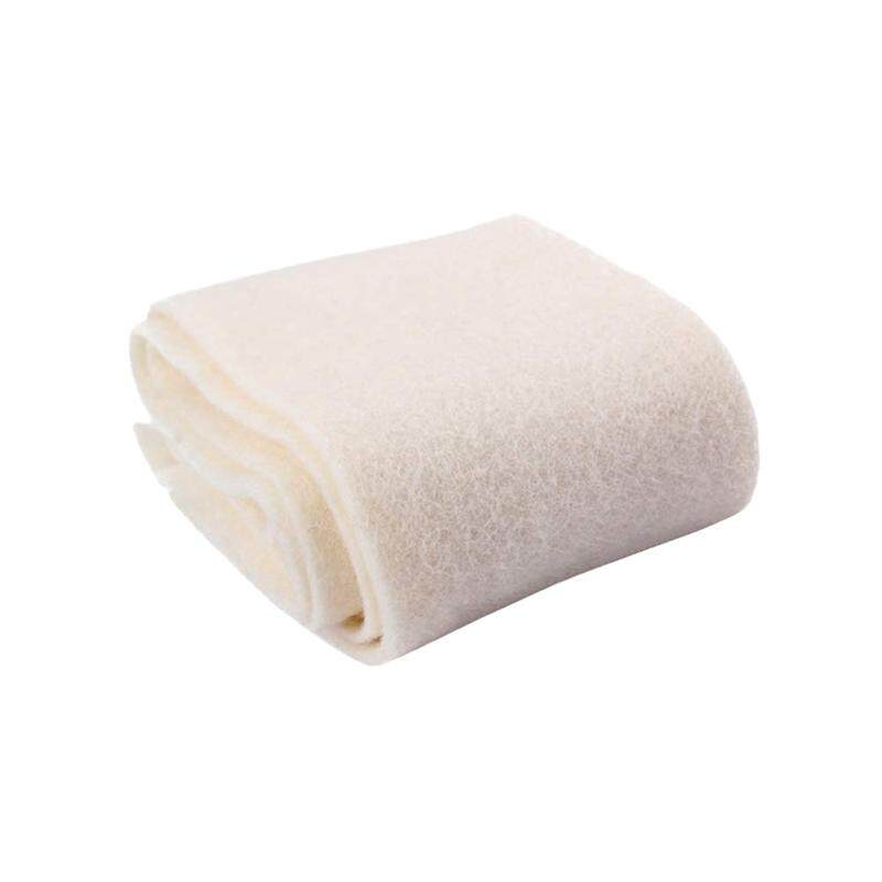 Beige Wool Felt Piano Weak Sound Felt Piano Muffler Felt Musical instruments Accessory