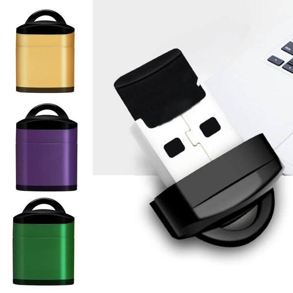 Bảng giá Đầu Đọc Thẻ USB Mini Siêu Nhỏ Đầu Đọc Thẻ Nhớ Điện Thoại Di Động TF Đọc Thẻ Tốc Độ Cao Phong Vũ