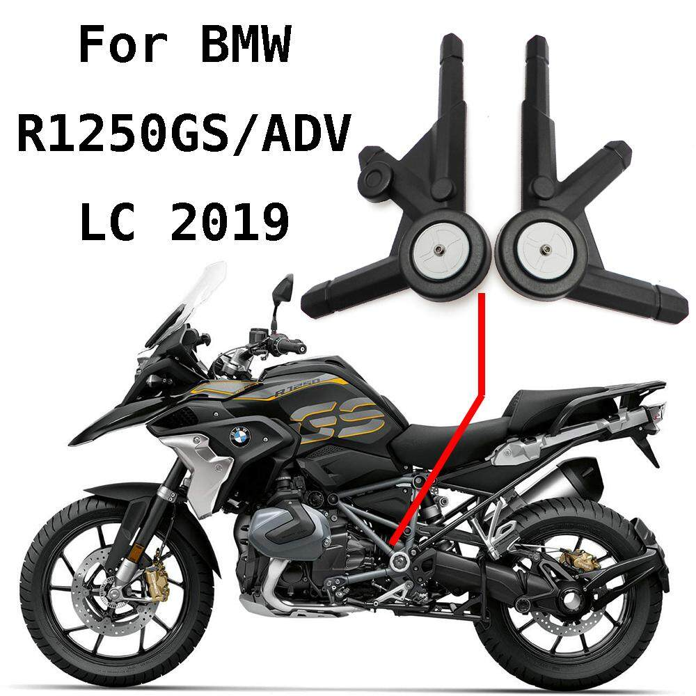Black Motorcycke Right Side Frame Brake Cylinders Guard Cover Protector For BMW F650GS F700GS F800GS Adventure