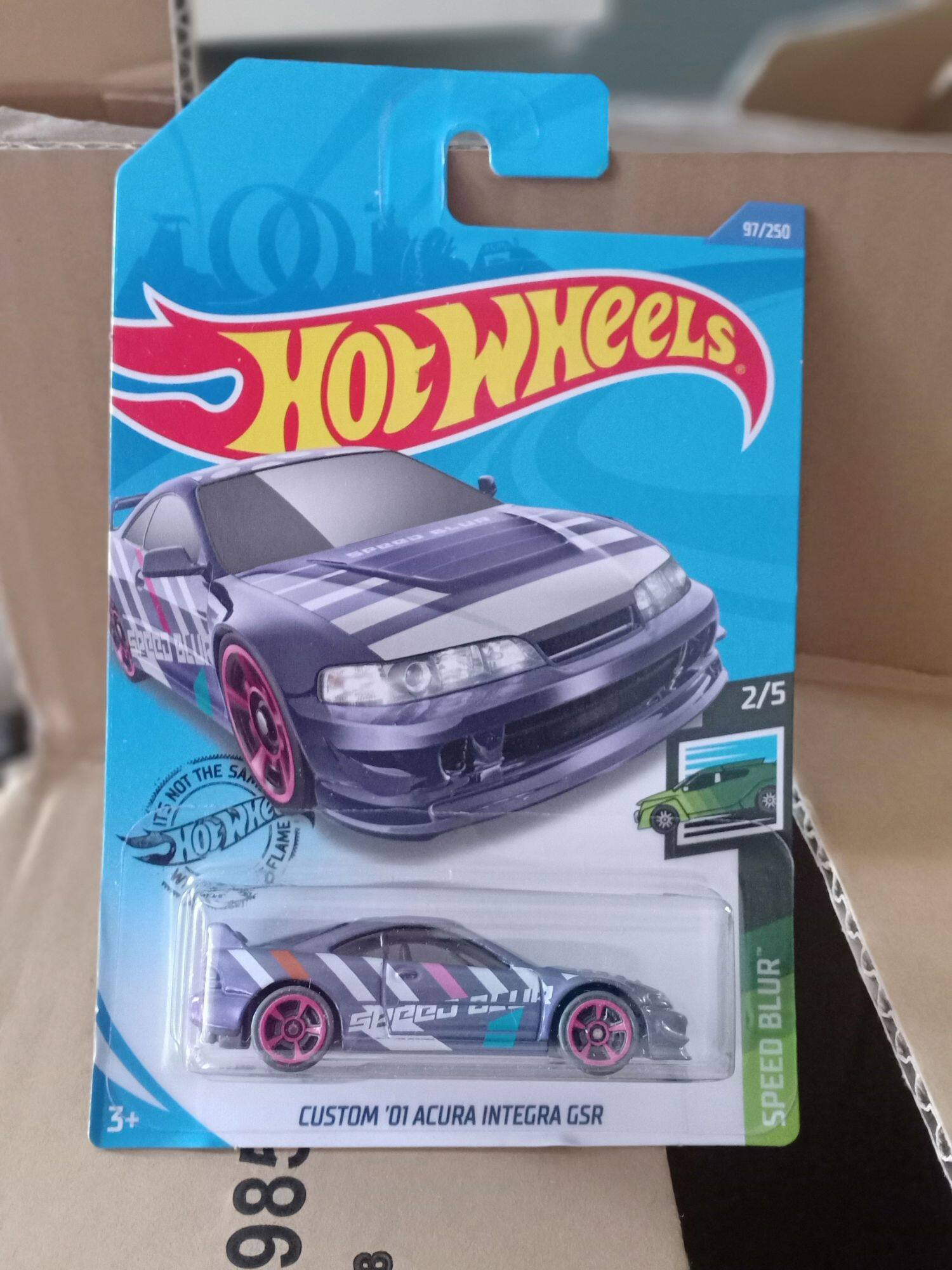 Custom 01 Acura Integra Gsr Buy Sell Online Die Cast Vehicles With Cheap Price Lazada