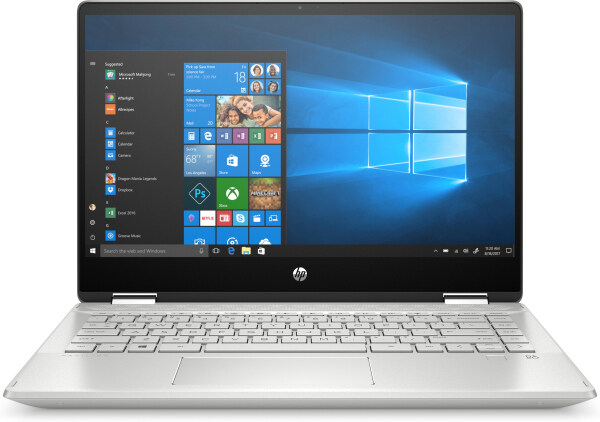 HP Pavilion x360 14-dh1056tx Silver Laptop (1V844PA)/ 35.6 cm (14) Full HD 1920 x 1080 pixels/ 10th gen Intel® Core™ i5 processor (i5-10210U)/ Windows 10 Home/ 4GB DDR4-SDRAM/ NVIDIA® GeForce® MX130 2GB GDDR5/ 512GB SSD/ Touchscreen Malaysia